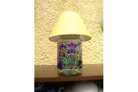 lampe de chevet - Lampes et guirlandes - 10doigts.fr