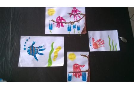 dessins d'enfants  - Créations d'enfant - 10doigts.fr