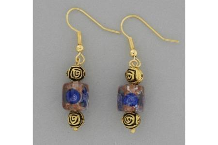 Boucles d'oreilles - Perles, bracelets, colliers - 10doigts.fr