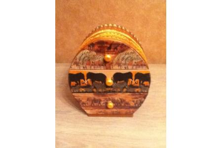 boîte à bijoux - Divers - 10doigts.fr