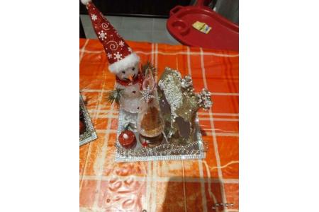 Décoration de table - Pâques, Noël - 10doigts.fr