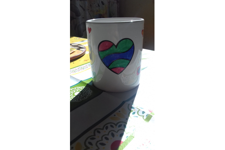 Mug - Céramique, verre - 10doigts.fr