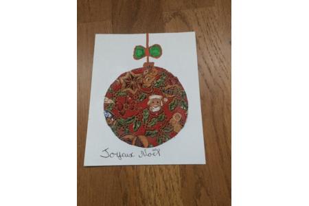 carte Noël - Divers - 10doigts.fr
