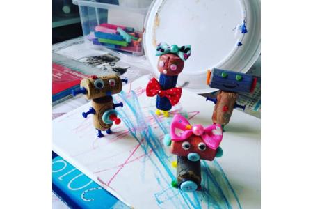 Petits robots - Divers - 10doigts.fr