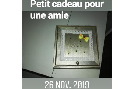 Boîte à bijou - Déco du bois - 10doigts.fr