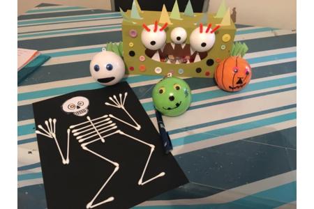 Boîte à bonbons - Fêtes, déguisements - 10doigts.fr