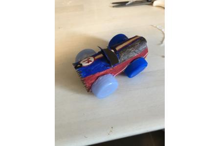 Création d une voiture - Divers - 10doigts.fr