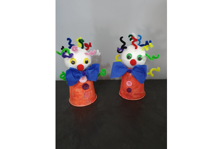 Vivement carnaval - Créations d'enfant - 10doigts.fr