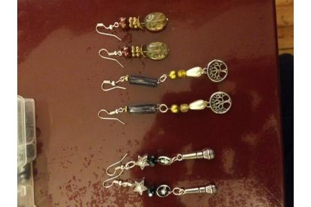 Pour le plaisir de changer... - Perles, bracelets, colliers - 10doigts.fr