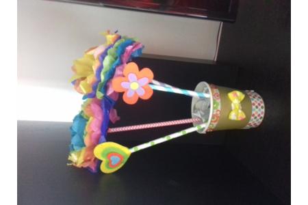 les jolis fleurs arrivent ... - Créations d'enfant - 10doigts.fr