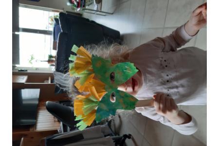 Masque de carnaval - Créations d'enfant - 10doigts.fr