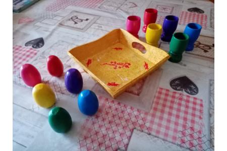 jeux monter sourie - Divers - 10doigts.fr