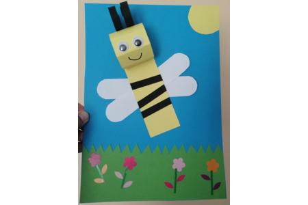 Petite abeille - Divers - 10doigts.fr