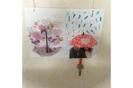 Parapluies porte-clés à décorer - Divers - 10doigts.fr