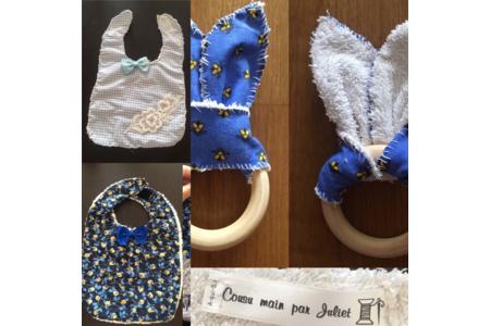 Couture réalisé par Juliet - Couture, point de croix... - 10doigts.fr