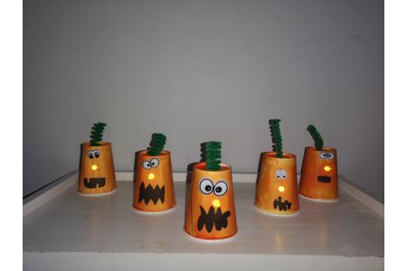 Activités Halloween - Divers - 10doigts.fr