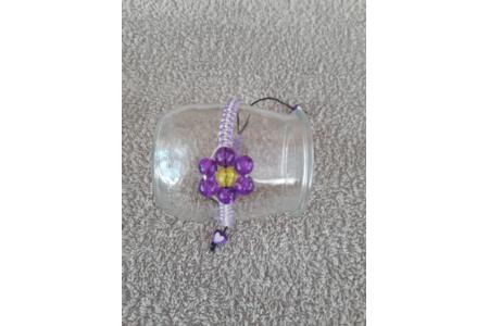 SHAMBALLA FLEUR - Perles, bracelets, colliers - 10doigts.fr