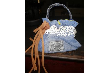 Accessoire sac poupée BIFFON - Couture, point de croix... - 10doigts.fr