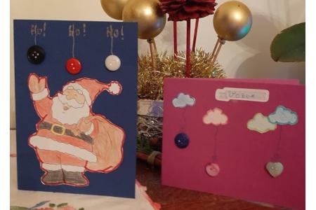 Cartes de Noël et de Voeux - Carterie - 10doigts.fr