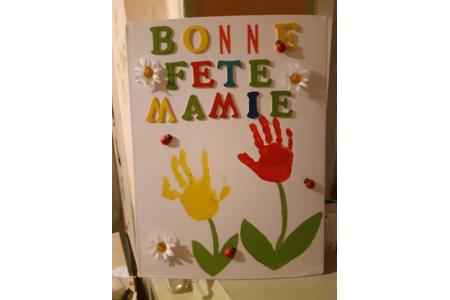 Fête des grands mères 2019 - Fêtes des pères et mères - 10doigts.fr