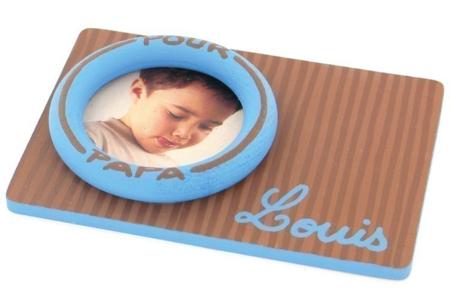 """Mini-cadre """"Louis"""" - Déco du bois - 10doigts.fr"""