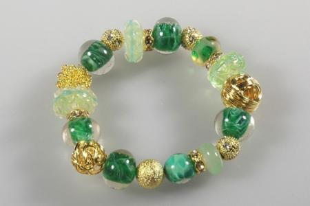 Bracelet - Perles, bracelets, colliers - 10doigts.fr
