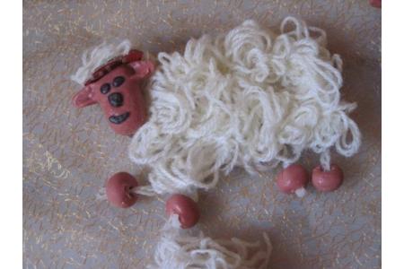 les moutons - Cadres - 10doigts.fr