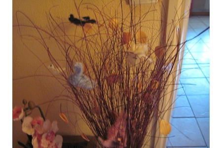 petites fleurs - Laine - 10doigts.fr