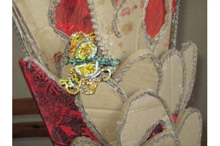 papillon ou libellule? - Perles, bracelets, colliers - 10doigts.fr