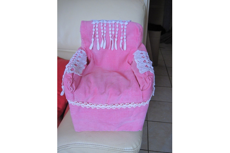 detail du fauteuil  - Divers - 10doigts.fr