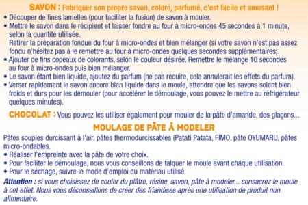 Moules poules et oeufs de Pâques - 18 motifs - Moules – 10doigts.fr