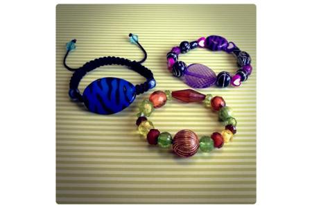 Bracelets perles fantaisie - Bijoux – 10doigts.fr