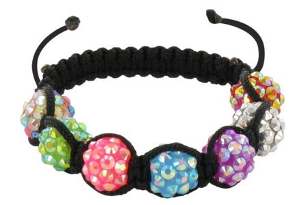 Bracelet Shamballa - Bijoux – 10doigts.fr