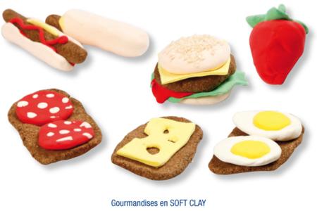 Gourmandises en SOFT CLAY - Modelage – 10doigts.fr