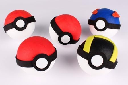 Fabriquer une Pokéball - Activités enfantines – 10doigts.fr