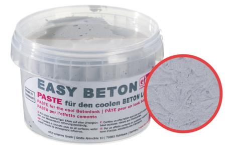 Pâte 3D Look béton - Acrylique Effet craie et béton – 10doigts.fr