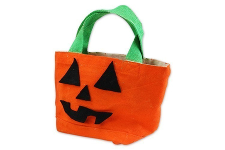 Sac à bonbons pour Halloween - Tutos Halloween – 10doigts.fr