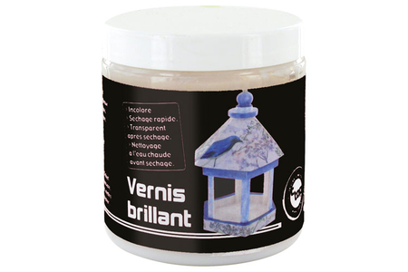 Vernis brillant - 250 ml - Vernis – 10doigts.fr