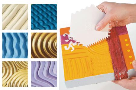 Peigne multisurfaces 3D - 10doigts.fr