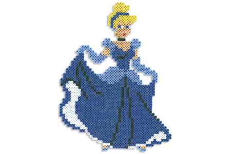Plaque carrée pour perles fusibles - Perles Fusibles 5 mm – 10doigts.fr