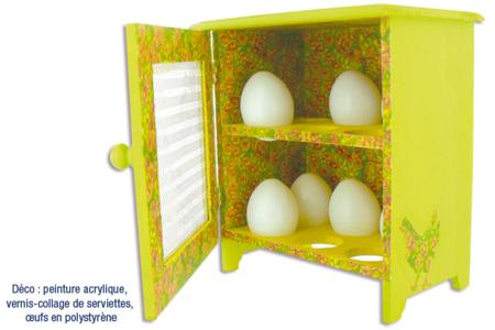 Armoire à œufs - Armoires et étagères – 10doigts.fr
