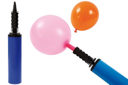 Pompe à ballons - Ballons, guirlandes, serpentins – 10doigts.fr