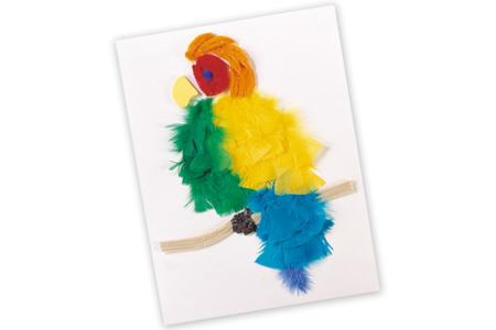 Plumes camaïeu de couleurs au choix - Set d'environ 50 plumes - Plumes – 10doigts.fr