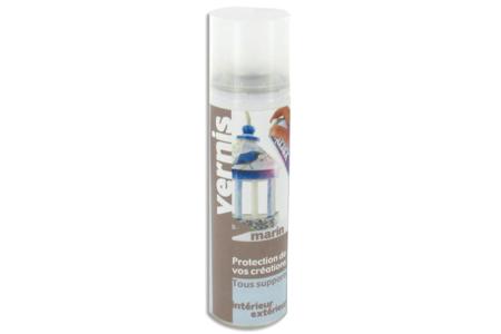 Vernis aérosol d'extérieur- 250 ml - Vernis – 10doigts.fr