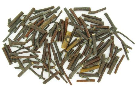Brindilles de bois - Lot de 60 - Décorations en Bois – 10doigts.fr