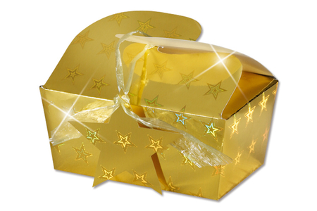Cartes fortes holographiques - set de 5 - Cartes 220 grammes – 10doigts.fr