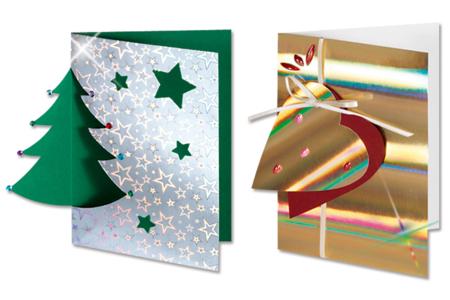 Papier épais or et argent holographiques - 5 feuilles - Papiers motifs fêtes – 10doigts.fr