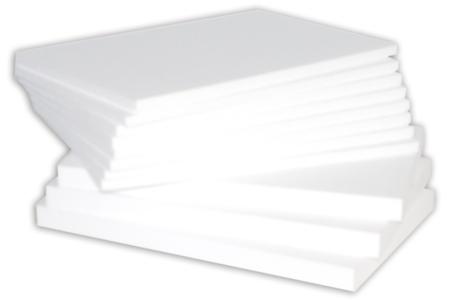 Plaques en polystyrène - Épaisseur 1 ou 2 cm - Plaques et panneaux – 10doigts.fr