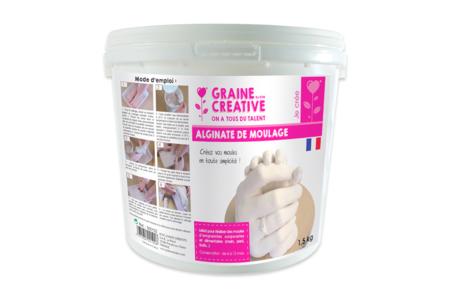 Alginate de moulage - 1,5 kg - Empreinte – 10doigts.fr