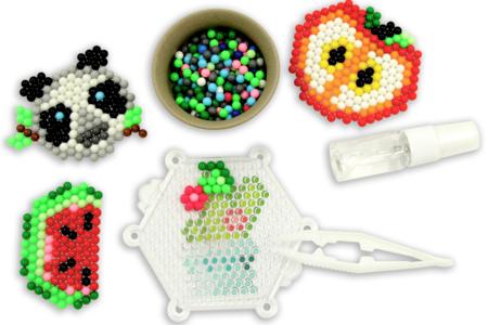 Kit perles d'eau fusibles - Motifs au choix - Kits activités clés en main – 10doigts.fr